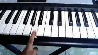 The Reason, Hoobastank Piano Tutorial
