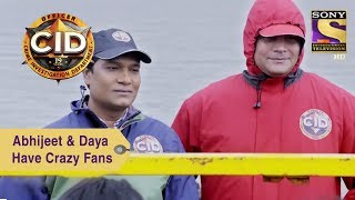 Your Favorite Character | Abhijeet And Daya Have Crazy Fans | CID