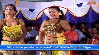 Tamilnadu Village Latest Record Dance 2015 / Adal Padal Dance/Glamour dance