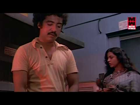 Aswaradham Malayalam Romantic Movie Scene - Sreevidya Romantic Scene [HD]