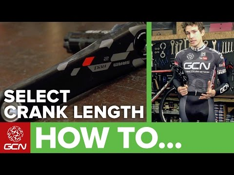 How To Choose The Correct Crank Length – The Most Important Bike Adjustment You've Never Made?