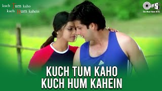 Title Track - Kuch Tum Kaho Kuch Hum Kahein | Fardeen Khan & Richa Pallod | Hariharan