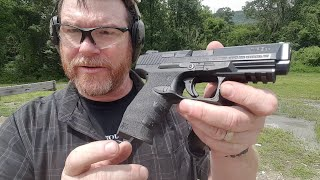 WALTHER PPQ/CANIK TP9SF  INTERCHANGEABLE TEST? Blasphemy !!