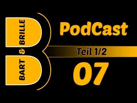 BuB PodCast #07 1/2: Kälte, Sex auf den Gleisen, Kussspiele, uvm. [Bart & Brille]