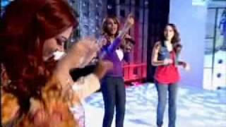 رقص توك على بالي - هند ترقص مع طاقم البرنامج