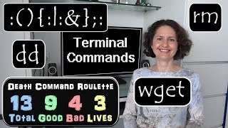 Mum Experiments With Dangerous Linux Terminal Commands In theShell 7.0 (2017)