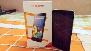 Phicomm Energy 653 - Review !! Cheapest 4G phone - Extreme Battery Life