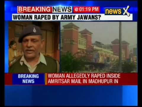 Xxx Mp4 Girl Alleges Gang Rape By Three Army Personnels In Running Train 3gp Sex