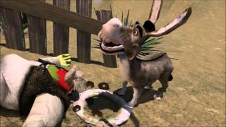 SHREK gets SHREKED   Crazy, Weird and Funny 3D Animation