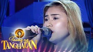 Tawag Ng Tanghalan: Deseree Palino   Pangarap Ko Ang Ibigin Ka