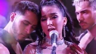 Adiós Amor - DANIELA DARCOURT | Video Lyric