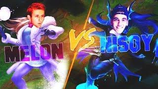 MELON VS NISQY  1V1