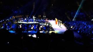 "Barbra Streisand ""Back To Brooklyn"" - Barclays Center - 10/11/2012"