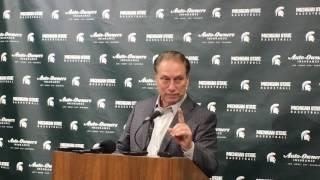 Tom Izzo unloads on Dan Dakich in press conference