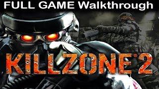 KILLZONE 2 Full Game Walkthrough - No Commentary