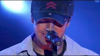 Enrique Iglesias - Tired of being sorry (LIVE)