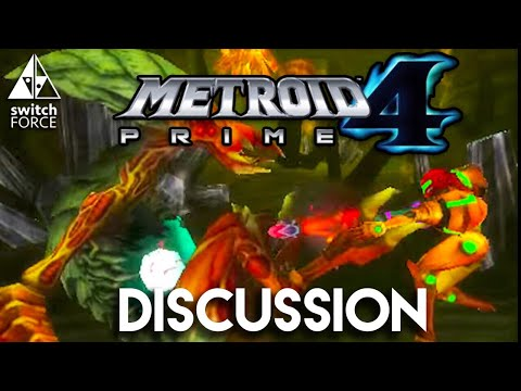 NEW Metroid Switch + Metroid 3DS Discussion E3 (Metroid Prime 4)