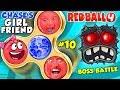 Download Video RED BALL 4 FIDGET SPINNER SAVES CHASE'S GIRLFRIEND! FGTEEV BOSS BATTLE #10 (Volume 5 Level 70-75) 3GP MP4 FLV