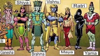 Strange Similarities Between Greek And Indian Mythology