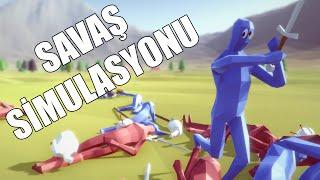 SAVAŞ SİMULASYONU! - TOTALLY ACCURATE BATTLE SIMULATOR!