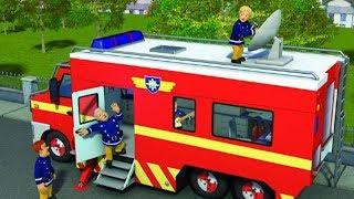 Fireman Sam full episodes HD | Best Fire Stations Adventures - Episodes Marathon 🚒 🔥Kids Movie