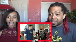 NIGHTWING vs WINTER SOLDIER - Super Power Beat Down - REACTION!!