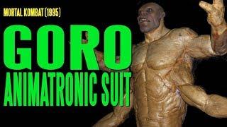 MORTAL KOMBAT Goro Animatronic Suit BTS