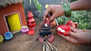 Miniature Rasamalai | Rasamalai Recipe | Miniature Cooking #37 | Mini Foodkey