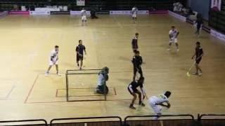 Indian 9th National Floorball 2015 - Final | DELHI vs MP | Part 1