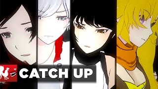 RWBY Volumes 1-3 Recap: The Story So Far | Rooster Teeth