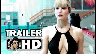 RED SPARROW Official Trailer (2018) Jennifer Lawrence Thriller Movie HD
