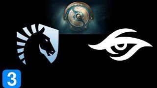 Liquid vs Secret Game 3  The International 2017 Highlights Dota 2