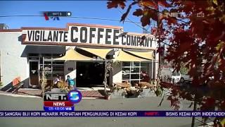 Vigilante Coffee, Kedai Kopi di Amerika yang Menyajikan Kopi Solok - NET5