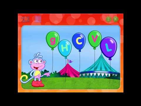 Nick Jr Bingo Dora Games Dora The Explorer