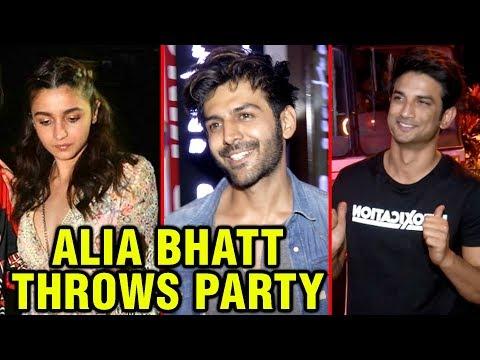 Xxx Mp4 Alia Bhatt Throws Birthday Bash For Best Friend Akansha Ranjan Many Stars Attend The Party 3gp Sex