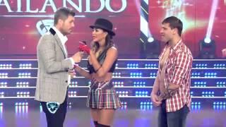 Showmatch 2014 - Karina Jelinek vio el video hot con Tinelli: ¿Es ella?