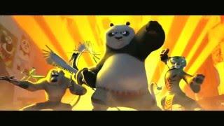 Kung Fu Panda AMV : Desiigner- Panda