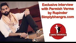 SimplyBhangra.com Exclusive Interview with Parmish Verma