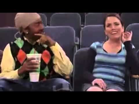 Movie Theatre Sexual Harassment. Funny Video