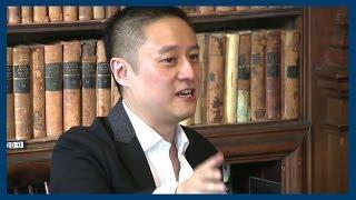 New World Disorder | Erix X. Li | Oxford Union