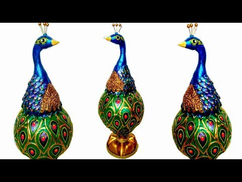 Xxx Mp4 How To Make Clay Mural Peacock With Waste Materials Craft From Waste Shilpkar Craft 3gp Sex