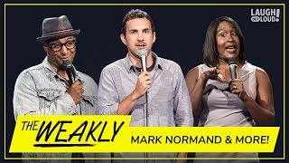 Mark Normand Thinks Kids Should See Their Parents High