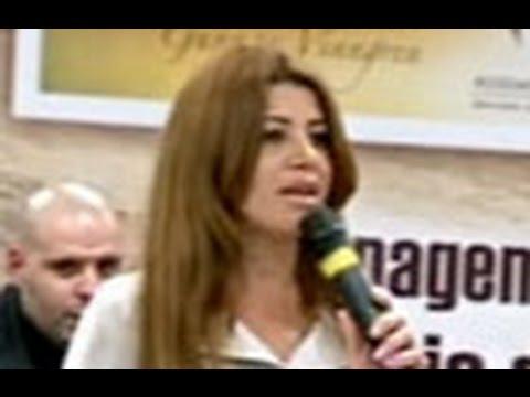 Missª. Leandra Nascimento Vigília IEAD Camboriú 24 06 2011