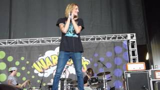 The Maine - Inside Of You LIVE HD HQ WARPED TOUR 2014