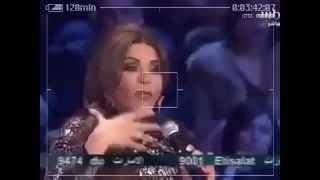 فضيحة كذب ونفاق الفنانة أحلام Arab Idol.mp4 مضحك