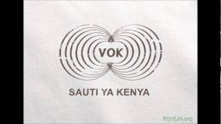 Voice of Kenya Radio Announcement: Aug 1st 1982.