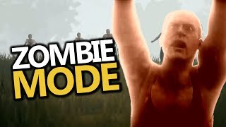 Most INTENSE Zombie Game! PLAYERUNKNOWN