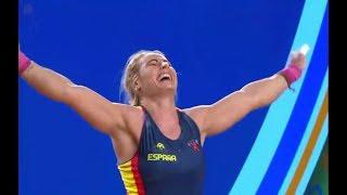 WOMEN 75kg A CLEAN&JERK / 2017 WEIGHTLIFTING WORLD CHAMPIONSHIPS