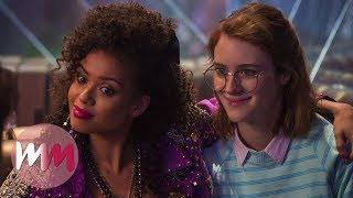 Top 10 Lesbian TV Couples
