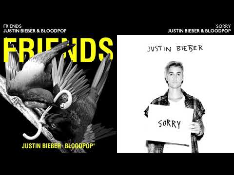 SORRY FRIENDS - Justin Bieber & Bloodpop Mashup